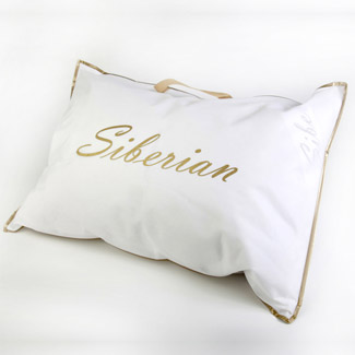 Linenmill Siberian White Goose Down Pillow