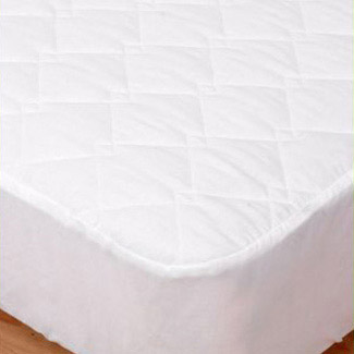 Elainer 100% Cotton Quilted Pillow Protector Each
