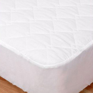 Elainer Quilted Mattress Protector - Single 92 x 191 x 33cm