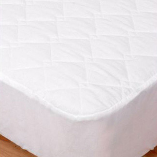 Elainer Quilted Mattress Protector - Double 137 x 191 x 33cmcm