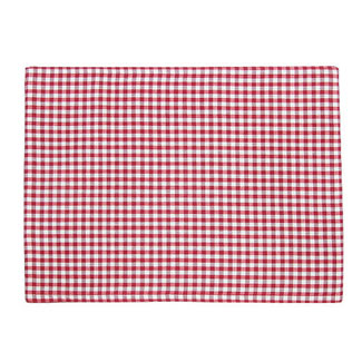 Walton & Co. Auberge Red Placemat Set of 4