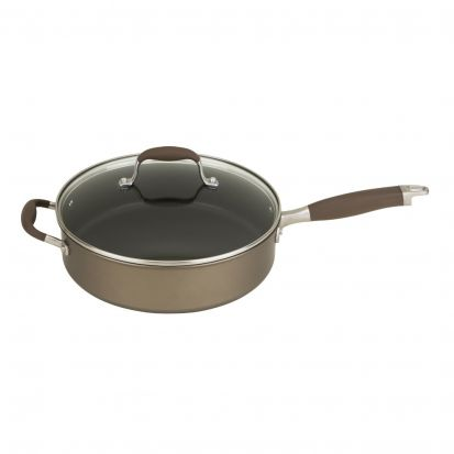 Anolon Advanced+ Umber 28cm Covered Saute Pan