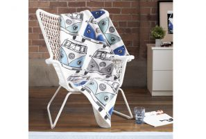 Ashley Wilde Volkswagen Snug Camper Throw