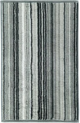 Cawo Two-Tone Multistripe Guest Towel