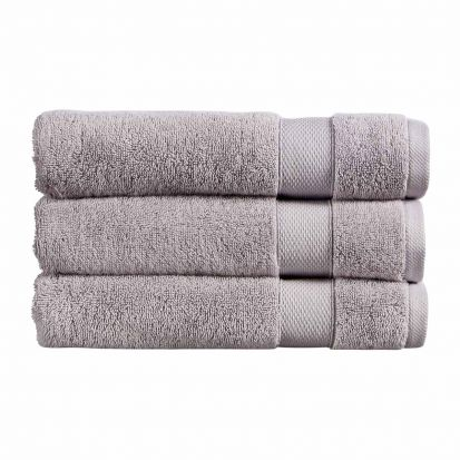 Christy Refresh Hand Towel - Dove Grey