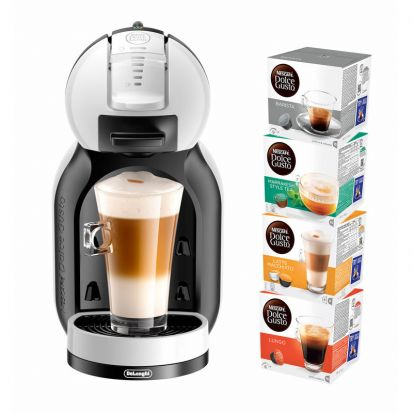 Delonghi Dolce Gusto Coffee Machine EDG305WB WITH FREE COFFEE