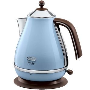 Delonghi Icona Vintage 1.7L Kettle - Blue
