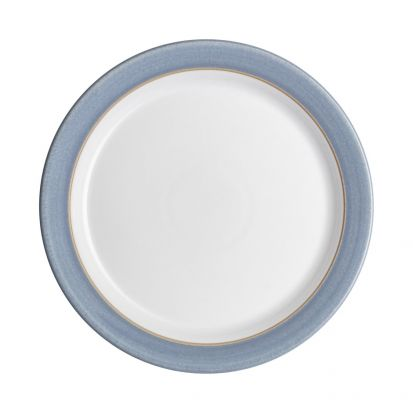 Denby Natural Denim Medium Plate