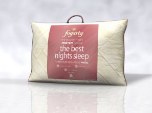 Fogarty Pure New Wool Pillow