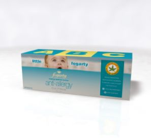 Little Fogarty Anti Allergy Pillow