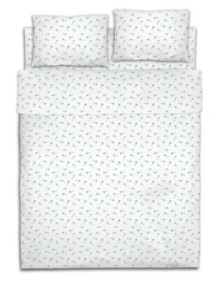 Moda de Casa Primula Blue Sheet Set Double