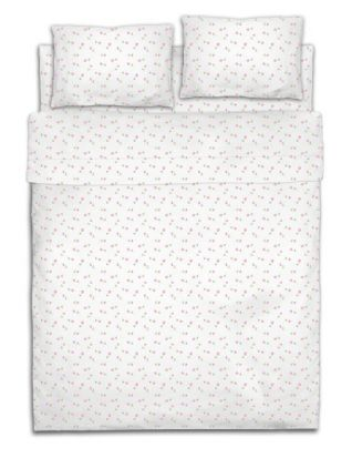 Moda de Casa Primula Pink Sheet Set Single