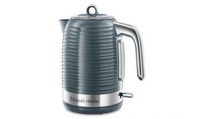 Russell Inspire 1.7 Litre Electric Kettle - Grey