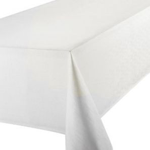 Signature White Tablecloth 52