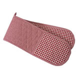 Walton & Co. Auberge Red Double Oven Glove
