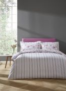 Bianca Arctic Poppy Blush Duvet Cover Set - Single 2