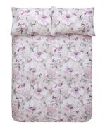 Bianca Arctic Poppy Blush Duvet Cover Set - Single 4