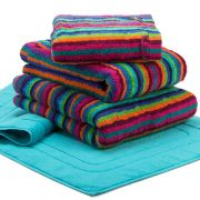 Cawo Lifestyle Stripe Fashion - Bath Towel