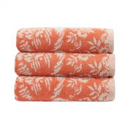 Christy Addison Terracotta Hand Towel