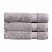 Christy Refresh Bath Sheet - Dove Grey