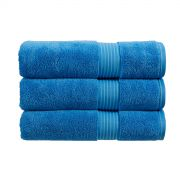 Christy Supreme Hygro Hand Towel - Cadet Blue