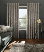 Clarke & Clarke Naples Stone Curtains - 90