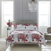 Dorma Roses Pink Duvet Cover - Double