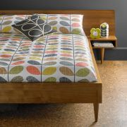 Orla Kiely Scribble Stem Duvet Cover Multi Single