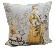 Portfolio Twilight Santa Cushion 43x43cm