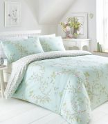 Portfolio Yasmina Duvet Cover Set Duck Egg - Superking