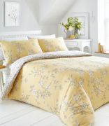 Portfolio Yasmina Duvet Cover Set Ochre - Superking