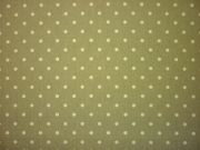 Prestigious Textiles PVC Oil Cloth - Full Stop Light Grey