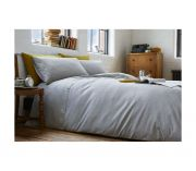 Racing Green Austin Silver Duvet Cover Set - Superking