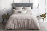Sheridan Covington Champagne Duvet Cover Set - King