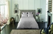 Sheridan Gratten Duvet Cover Set Grey - Single