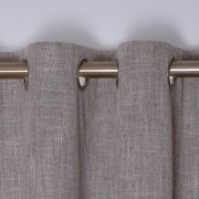 Stonewash Biscuit Ready-Made Curtains 90