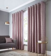 Studio G Catalonia Heather Readymade Curtains 90