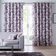 Studio G Chelsea Heather Readymade Curtains - 66