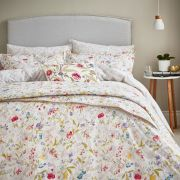 V&A Botanica Multi Duvet Cover Set - Double